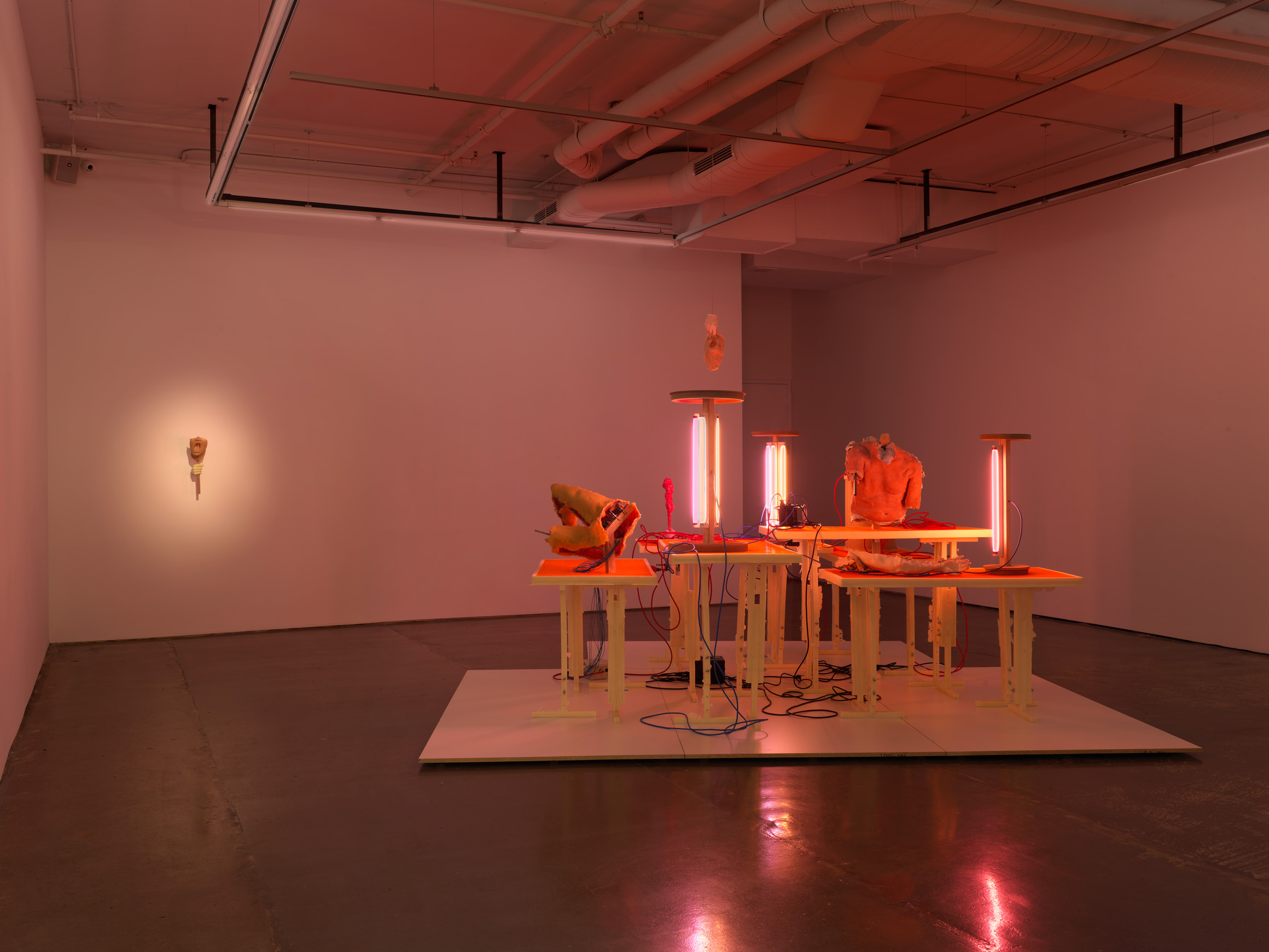 Malte Bruns, Grim Tales, Cassina Projects, NYC